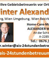 AIS – 24stundenbetreuung – Home-Care-Management ALEXANDER WINTER